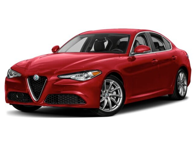 2019 Alfa Romeo Giulia Ti Sport Sedan
