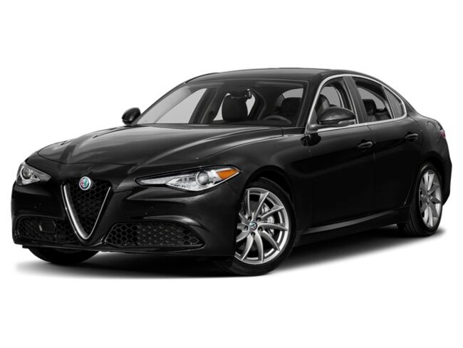 2019 Alfa Romeo Giulia Ti Sport Carbon Berline