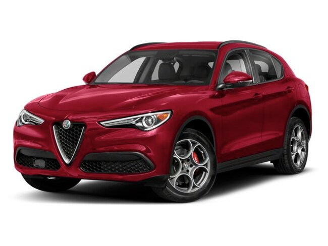 2019 Alfa Romeo Stelvio Sport VUS