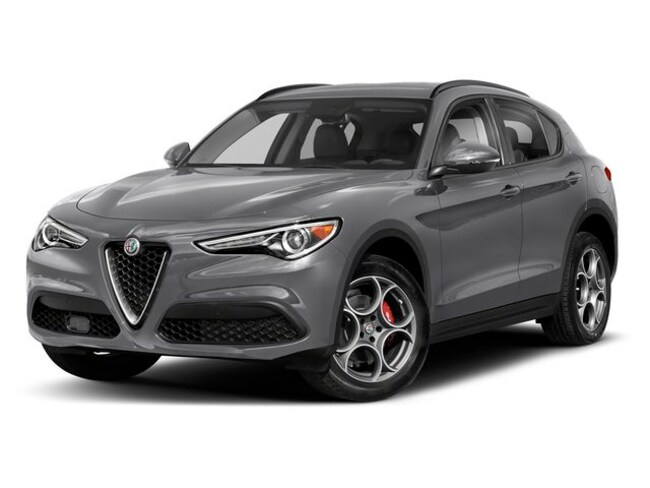 2019 Alfa Romeo Stelvio Ti Sport SUV