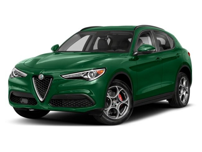 2019 Alfa Romeo Stelvio Ti Lusso SUV
