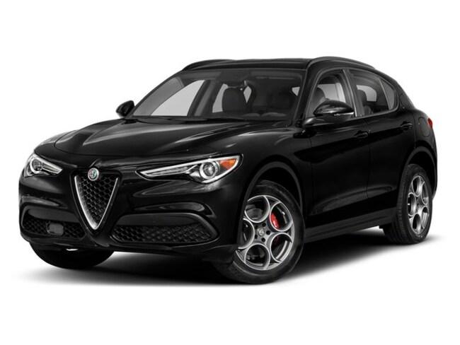 2019 Alfa Romeo Stelvio Ti Sport VUS