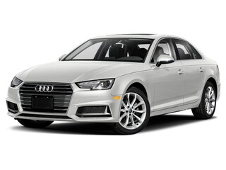2019 Audi A4 2.0T Progressiv Quattro 7sp S Tronic 4-Door Sedan