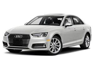 2019 Audi A4 45 Technik