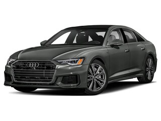 2019 Audi A6 3.0T Progressiv Quattro 7sp S Tronic 4-Door Sedan