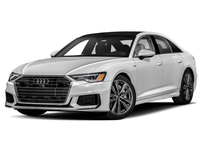 New 2019 Audi A6 55 Technik Sedan Toronto