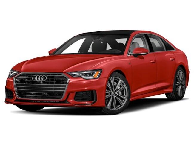 New 2019 Audi A6 55 Technik Sedan Toronto