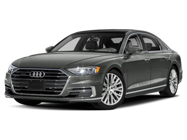 2019 Audi A8 L Sedan
