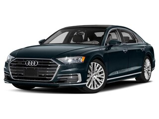 2019 Audi A8 LWB 3.0T Quattro 8sp Tiptronic 4-Door Sedan