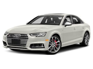 New 2019 Audi S4 3.0T Progressiv Sedan in Toronto