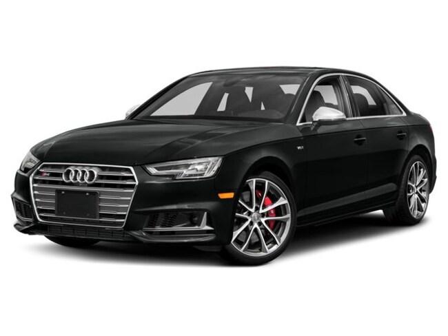 New 2019 Audi S4 3.0T Technik Sedan Toronto