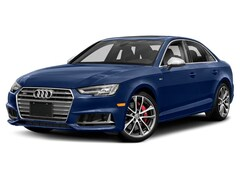 2019 Audi S4 3.0T Technik Quattro 8sp Tiptronic Sedan