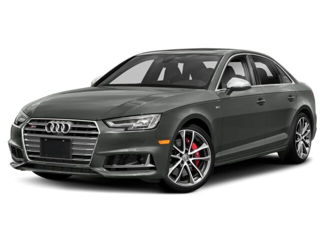 2019 Audi S4 3.0T Technik Sedan