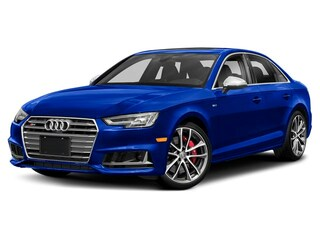 New 2019 Audi S4 3.0T Technik Sedan in Toronto