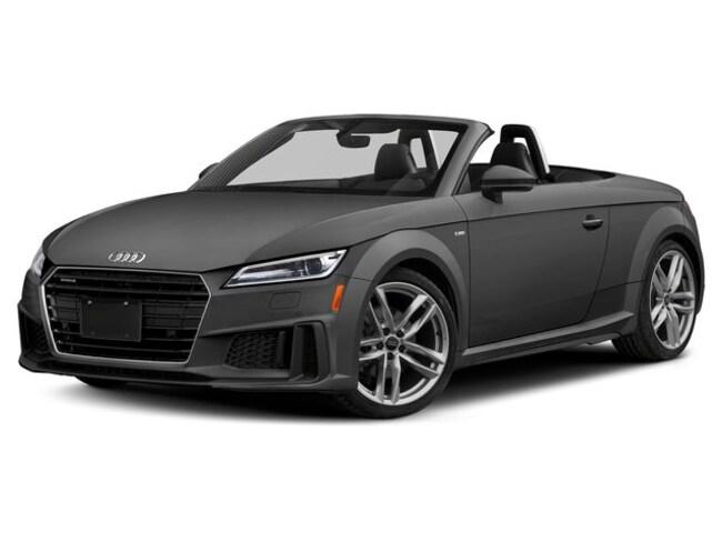 New 2019 Audi TT 45 Convertible Toronto