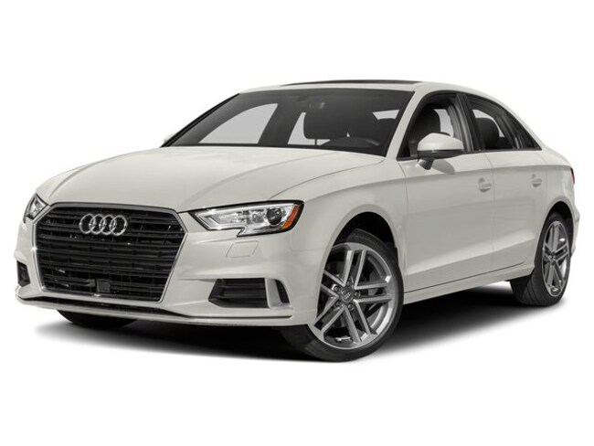 2019 Audi A3 2.0T Komfort 7sp S Tronic 4-Door Sedan