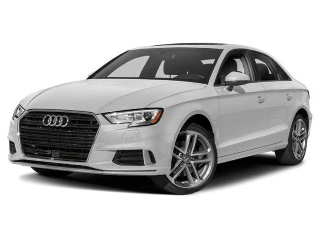 2019 Audi A3 2.0T Technik Quattro 7sp S Tronic 4-Door Sedan
