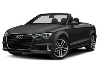 2019 Audi A3 45 Progressiv Convertible