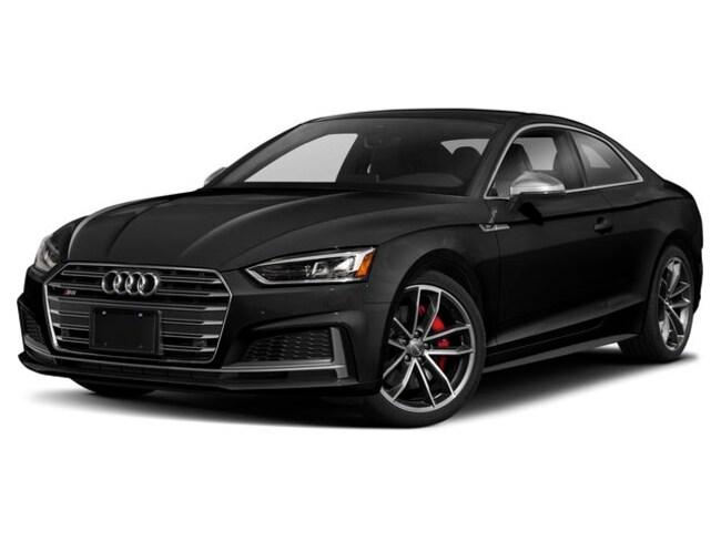 New 2019 Audi S5 3.0T Technik Coupe Toronto