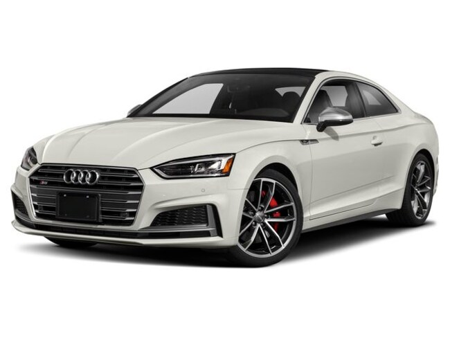 New 2019 Audi S5 3.0T Technik Coupe Toronto