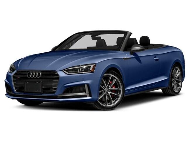 New 2019 Audi S5 3.0T Technik Cabriolet Toronto