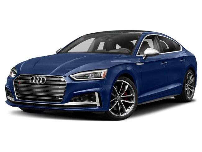 New 2019 Audi S5 3.0T Technik Sportback Toronto