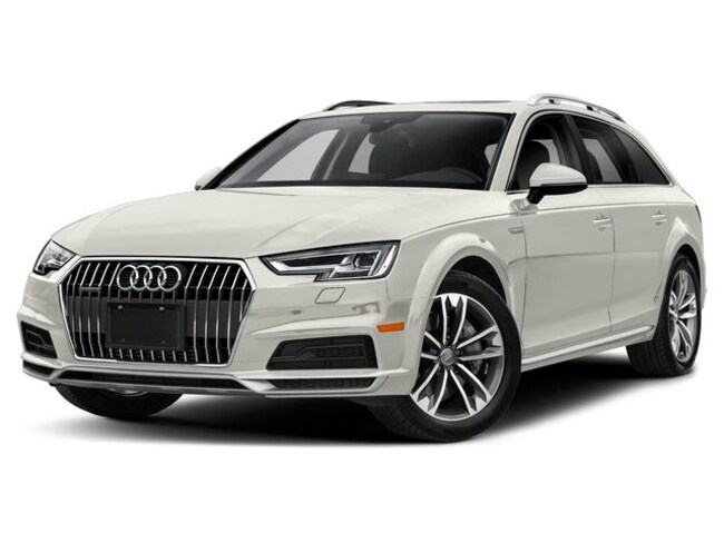 New 2019 Audi A4 allroad 45 Progressiv Wagon Toronto