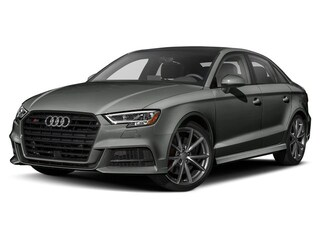 2019 Audi S3 2.0T Progressiv Sedan