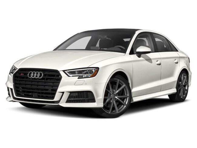 New 2019 Audi S3 2.0T Progressiv Sedan Toronto
