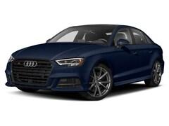 2019 Audi S3 Technik Sedan