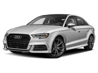 2019 Audi S3 2.0T Technik Quattro 7sp S Tronic 4-Door Sedan