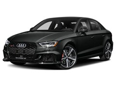 2019 Audi RS 3 2.5T Quattro 7sp S Tronic Sedan
