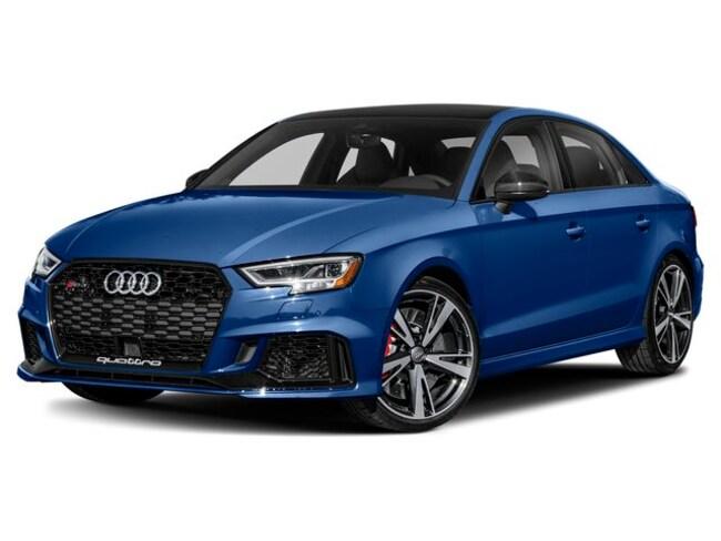 New 2019 Audi RS 3 2.5T Sedan Toronto
