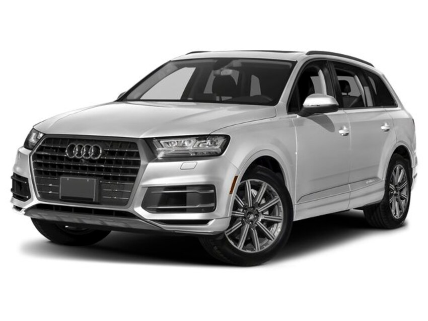 2019 Audi Q7 Technik SUV