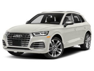 New 2019 Audi SQ5 3.0T Progressiv SUV in Toronto
