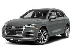 2019 Audi SQ5 3.0T Technik Quattro 8sp Tiptronic SUV
