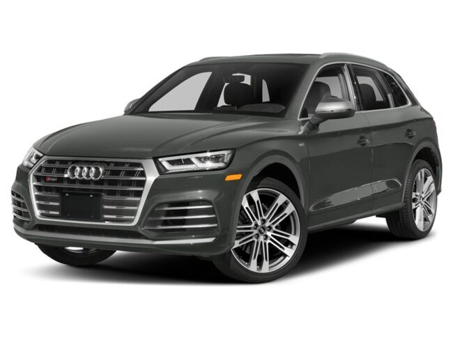 New 2019 Audi SQ5 3.0T Technik SUV Toronto