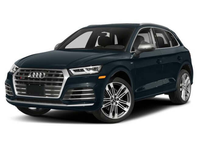 New 2019 Audi SQ5 3.0T Technik SUV Toronto