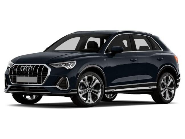 2019 Audi Q3 2.0T Komfort Quattro 8sp Tiptronic SUV