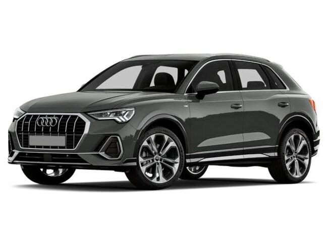 2019 Audi Q3 2.0T Progressiv Quattro 8sp Tiptronic SUV