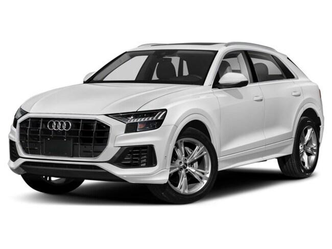 New 2019 Audi Q8 55 Progressiv SUV Toronto