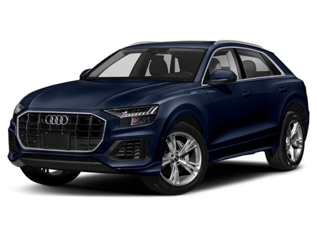 New 2019 Audi Q8 55 Technik SUV Toronto