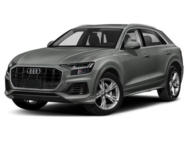 New 2019 Audi Q8 55 Technik SUV Toronto