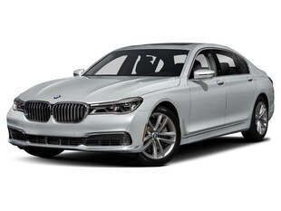 2019 BMW 750i xDrive Berline
