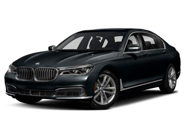 2019 BMW 750Li Dealer Demo! Great Value! Great Options! 4-Door Sedan