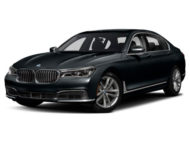 2019 BMW 750Li Xdrive Sedan 4-Door Sedan