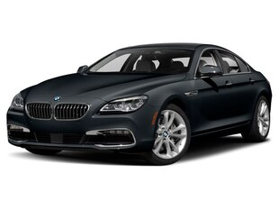 2019 BMW 6 Series 640i xDrive Coupe