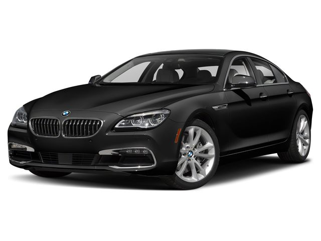 2019 BMW 640i Xdrive Gran Coupe Sedan