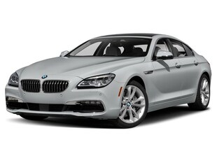 2019 BMW 640i Xdrive Gran Coupe