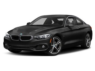 2019 BMW 430i xDrive Coupé